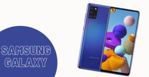 Samsung A21s A217 3GB Ram 128GB Dual