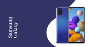 Samsung A21s A217 3GB Ram 128GB Dual-2